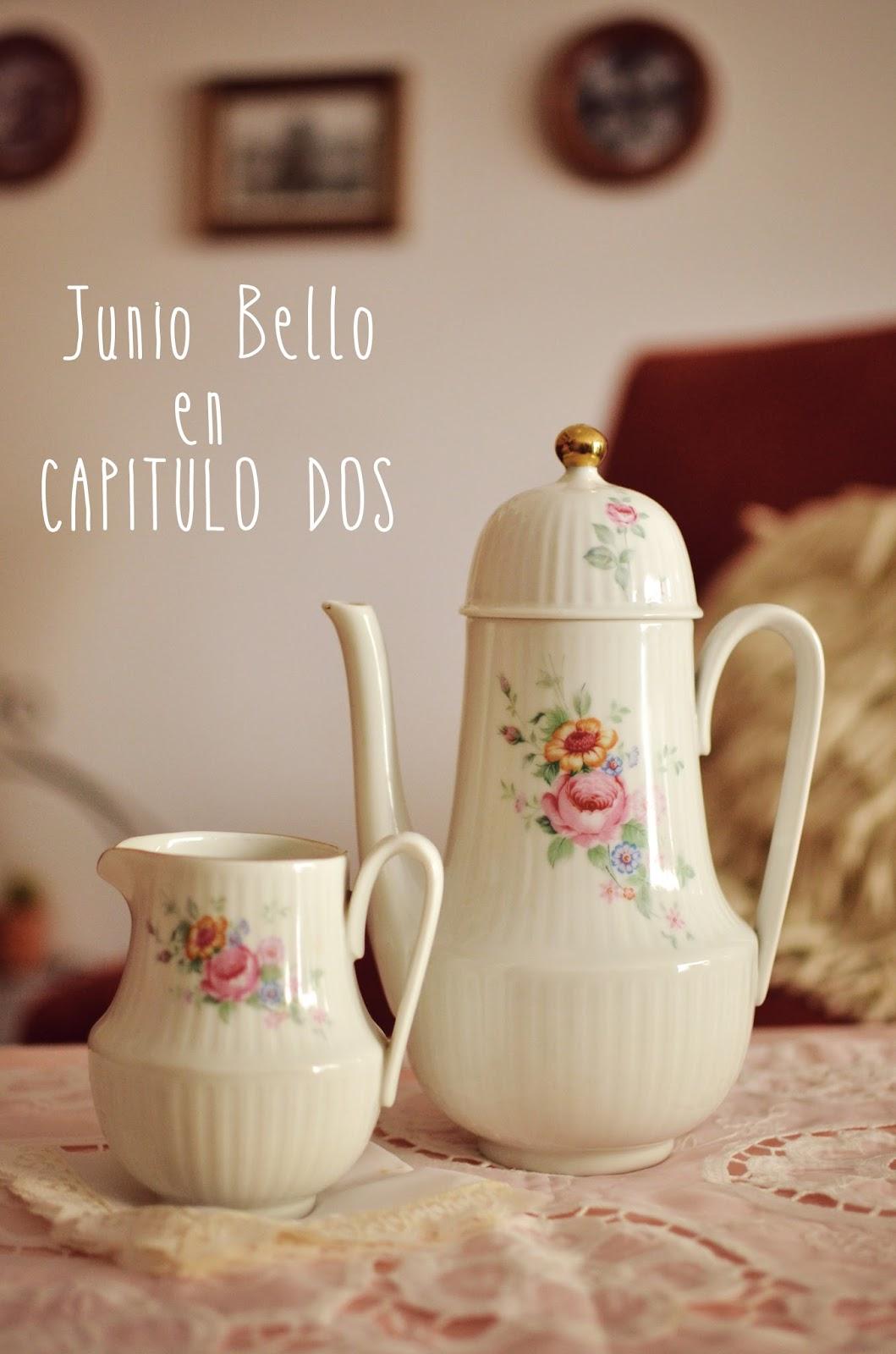 Capitulo dos junio 2013 for Vajillas porcelana clasicas