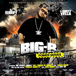 BIG-B - Power Moves Featuring the Street Single All I Know Is Money w/ Gucci Mane Host by @djkurupt