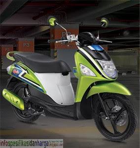 Harga Suzuki Let's Sporty Premium Motor Matic Terbaru 2012