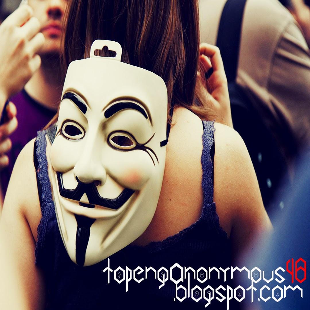 Jual Topeng Anonymous Murah daerah Jakarta