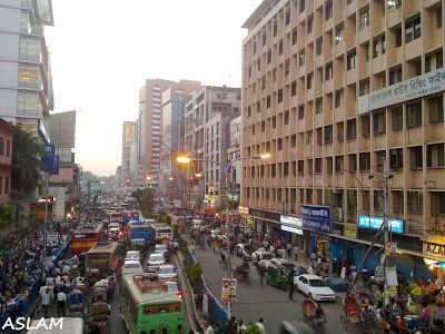 Night Photos of Dhaka.