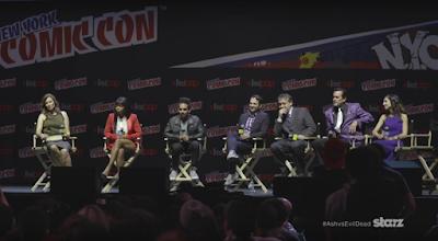 Ash vs Evil Dead Comic-Con