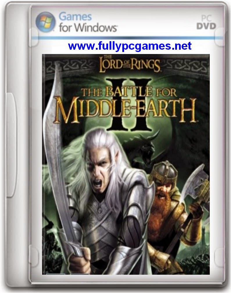 The Lord of the Rings The Battle for Middle-earth PC Game