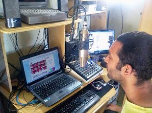Entrevista e Palavra na Radio Melodia