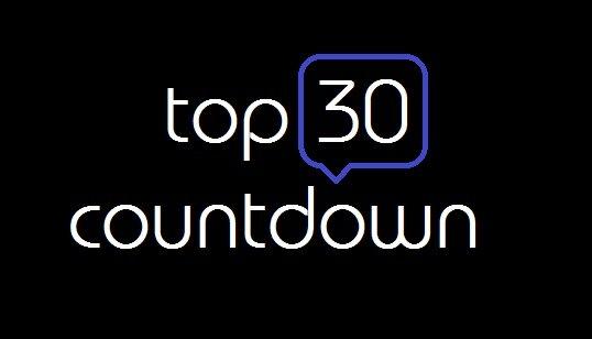 30 Lagu Indonesia Terpopuler, Tangga Lagu 2013