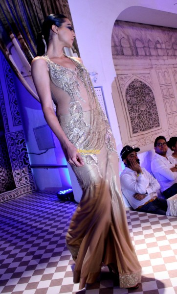 Delhi Couture Week 2012 Gaurav Gupta Collection