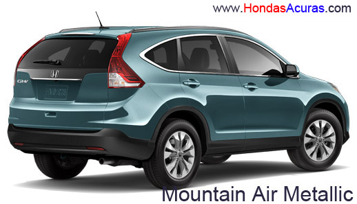 Honda Cr V 2014 Colors Interior And Autos Weblog