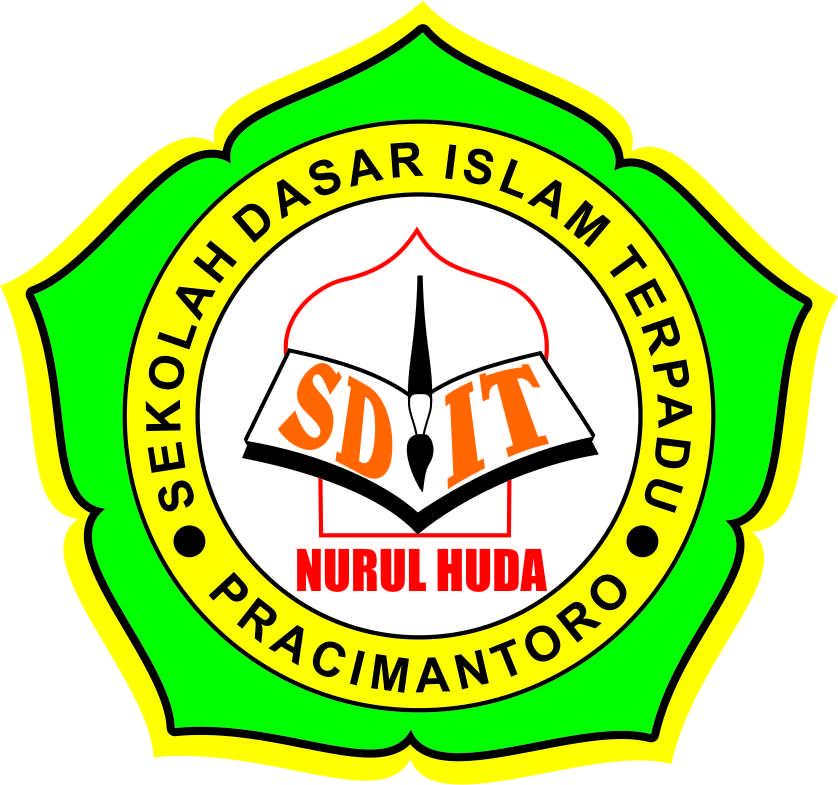 Logo Terbaru Sdit Nurul Huda Pracimantoro Sekolah Dasar