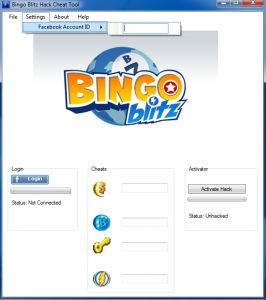 Bingo Blitz Hack Cheat