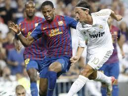 real madrid empata en el bernabeu contra barcelona