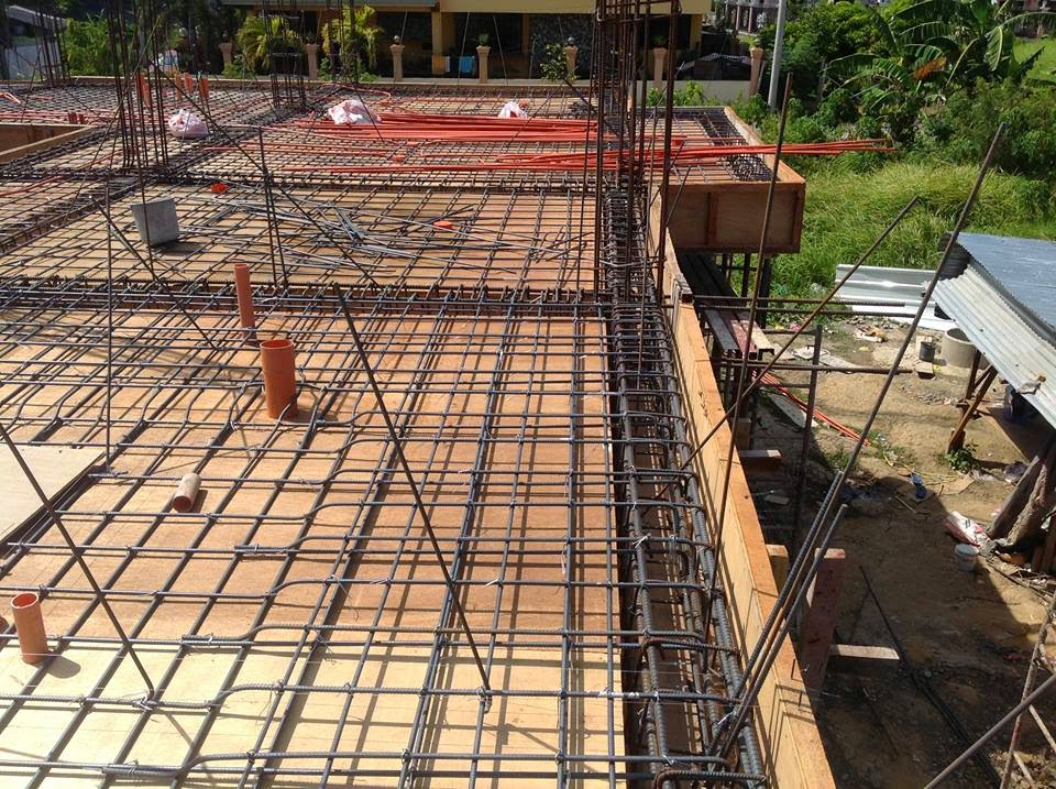 Project plan for home construction