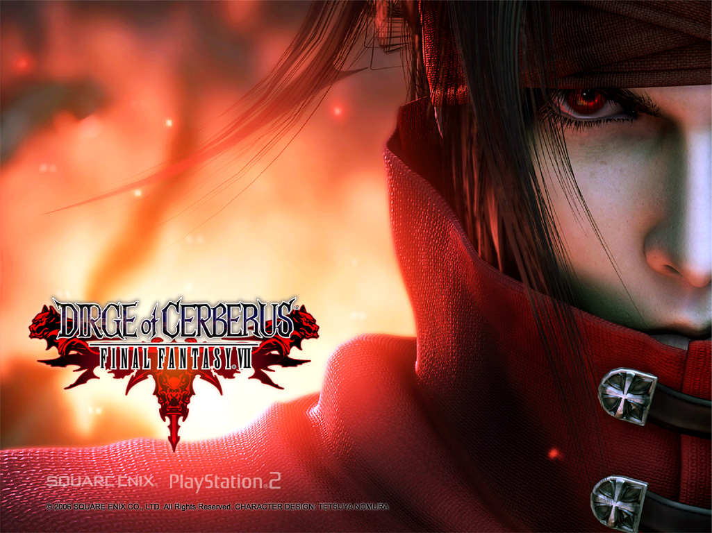 Final Kingdom: Final Fantasy VII - Dirge of Cerberus Wallpapers