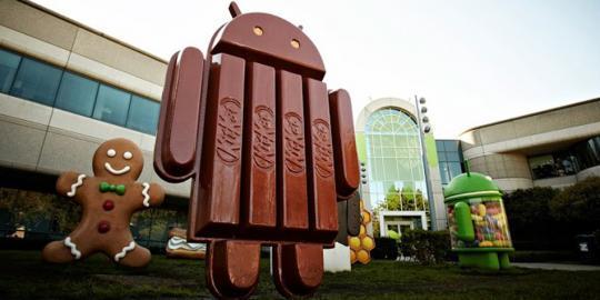 OS Android 4.4 Terbaru KitKat