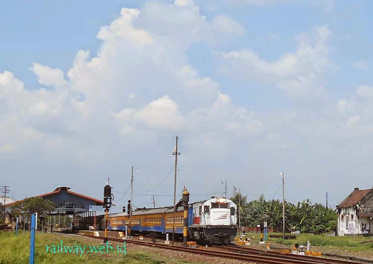 Jadwal Stasiun Sidareja
