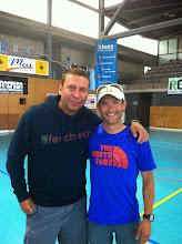 Con Zigor Iturrieta