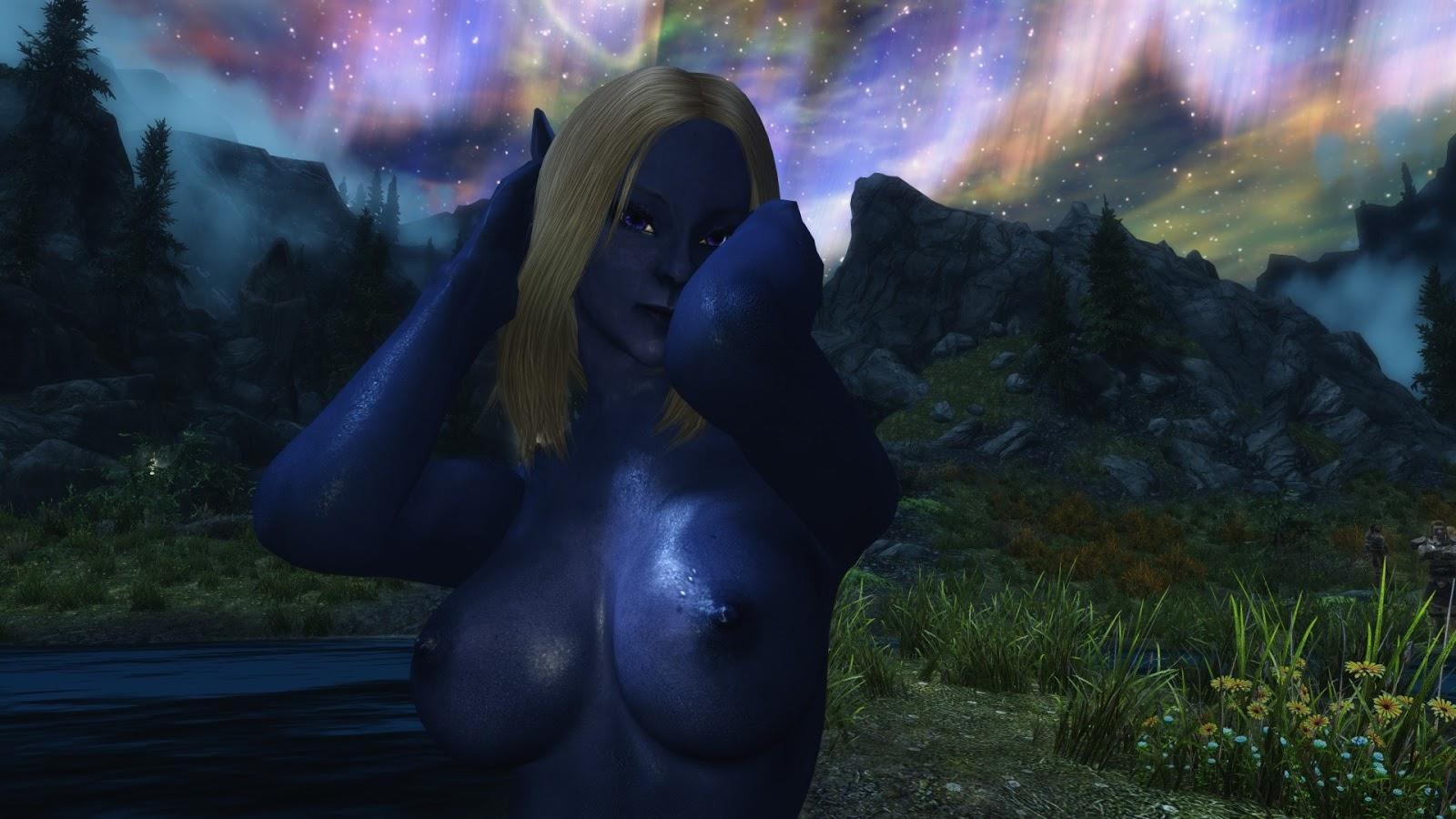 Skyrim naked pic elfs xxx picture