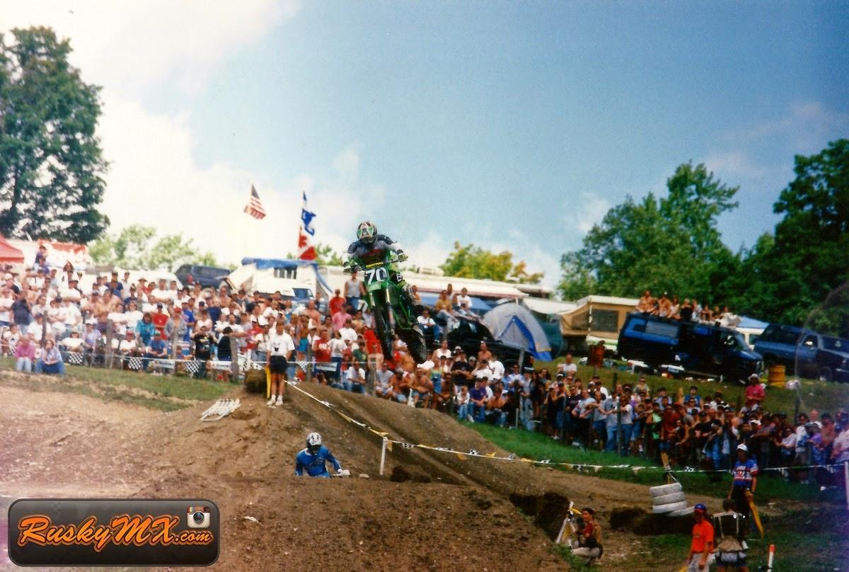 Ricky Carmichael Broome Tioga 1997