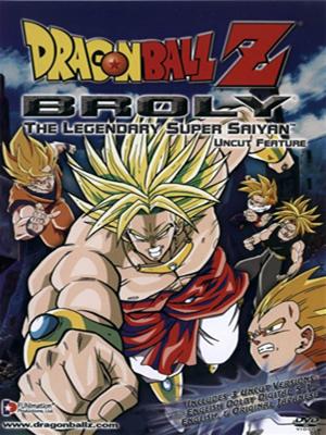 Dragon Ball Z Movie 08: Broly - The Legendary Super Saiyan