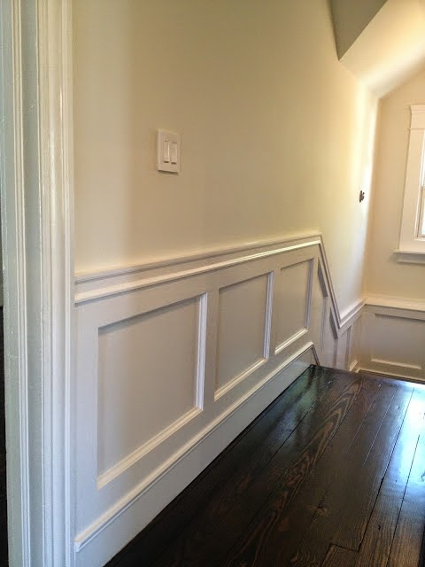 DIY: Wainscoting