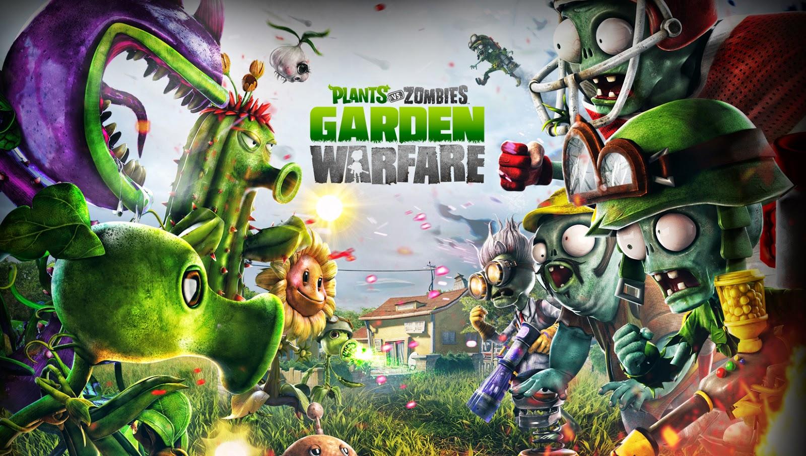 Plants Vs Zombies Garden Warfare Cheats Plants Vs Zombies Garden Warfare Screenshot 7 For Ps3