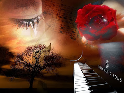 Mendengarkan Lagu Galau Ketika Patah Hati