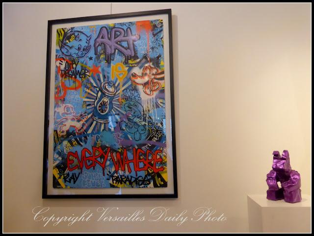 Speedy Graphito Galerie Vanaura Versailles