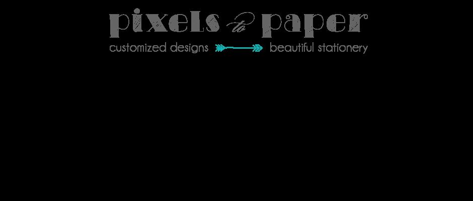 pixels to paper