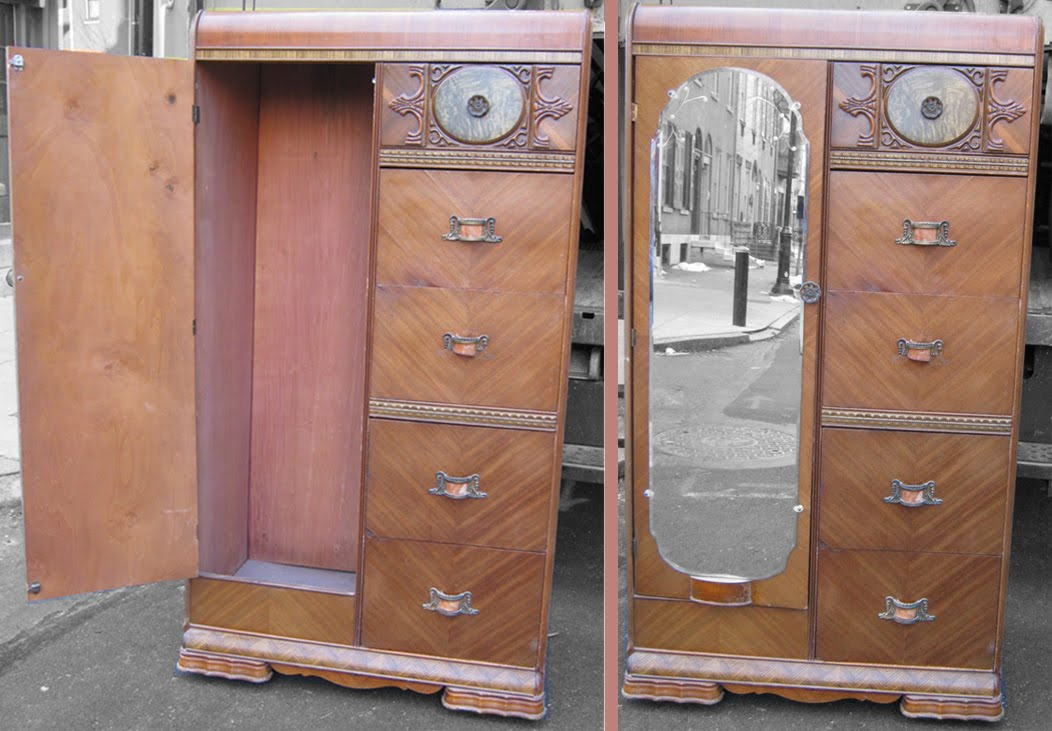1930s Art Deco Bedroom Furniture