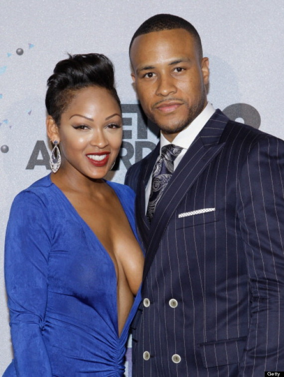 The Old Black Church  At The BET      Award Show Was Meagan Good     Sunday  June