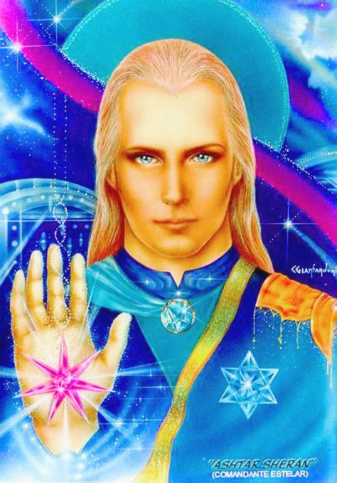 Commander Ashtar