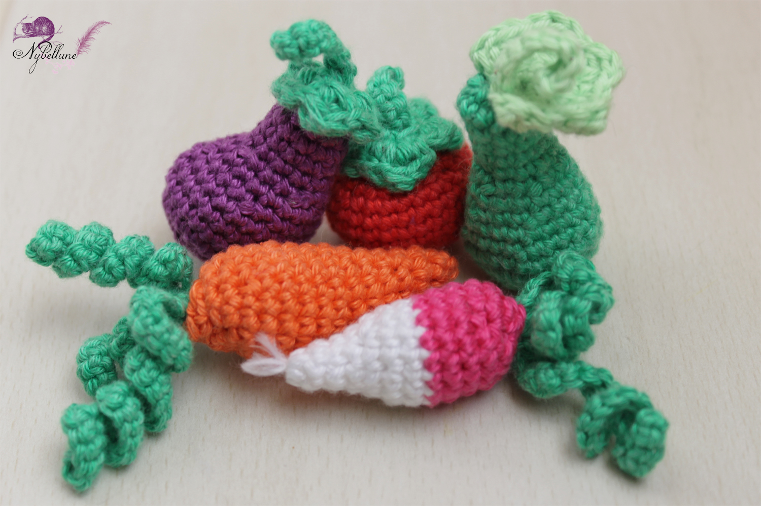 Amigurumi Fruits Et Legumes : LImaginarium de Nybellune: Session amigurumis 4 - Fruits ...