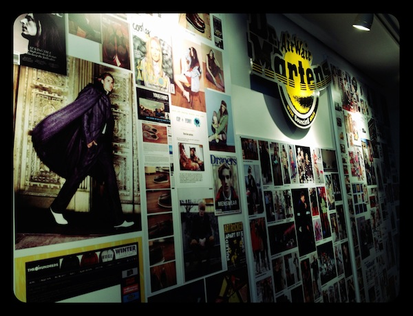 Dr Martens Advertising through the years
