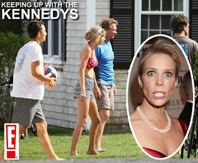 Keeping Up With The Kennedys Cheryl Hines hot