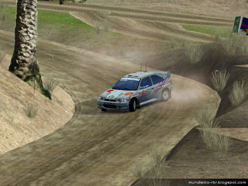 Ford Escort Cosworth WRC ROC 1997