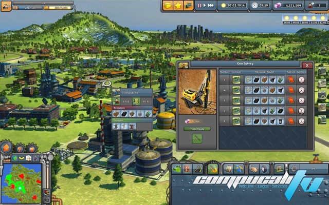 Industry Empire PC Full Español
