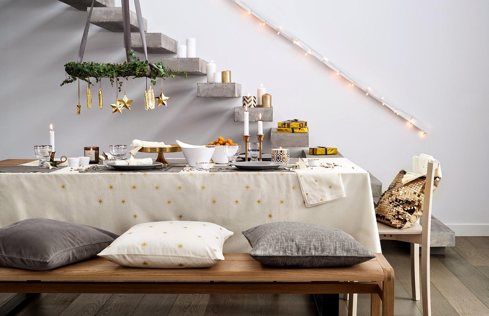 Decoraci n f cil tendencias navidad 2014 2015 segun h m home - Tendencias y decoracion ...