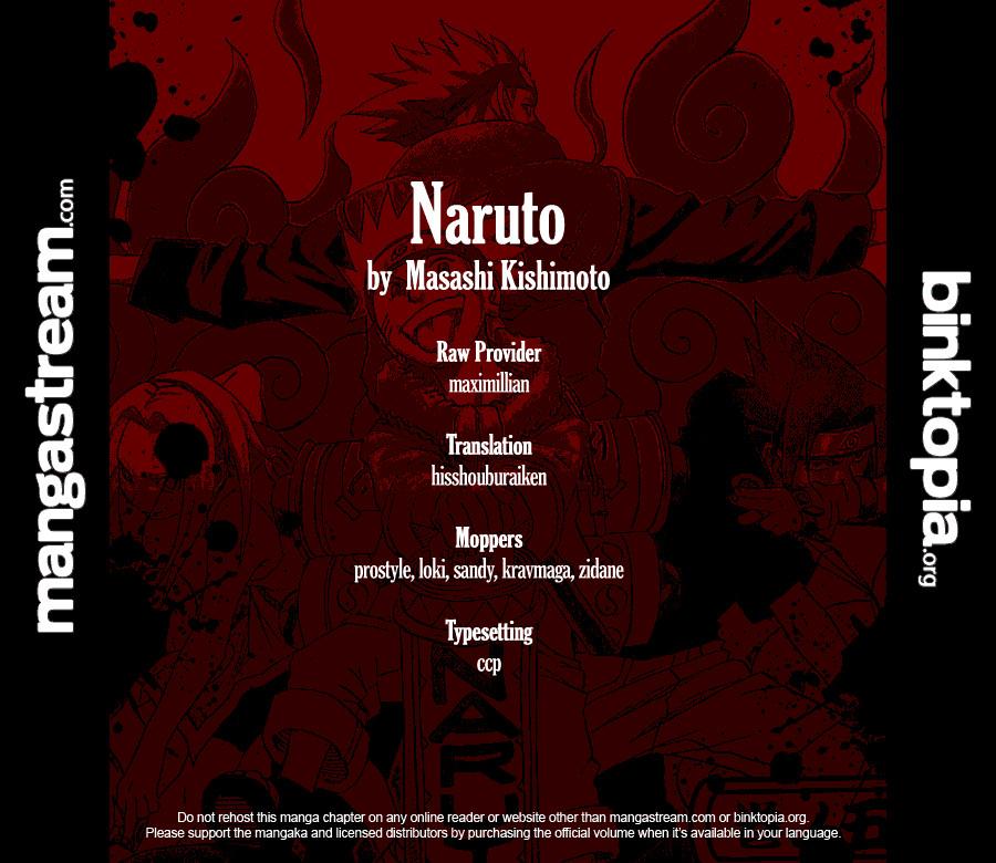 Naruto chap 525 Trang 18 - Mangak.info