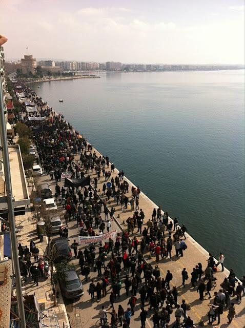 Λέτε να ξεκινήσει η επανάσταση απ τη Βόρειο Ελλάδα;