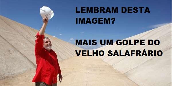 Crime nacional, Lula e a Transposição do Rio São Francisco 600--LULA_3_ricardo_stuckert_PR_171009
