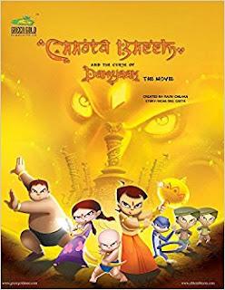 Chhota Bheem and the Curse of Damyaan (2012) Hindi Dubbed HDRip – 720p | 480p