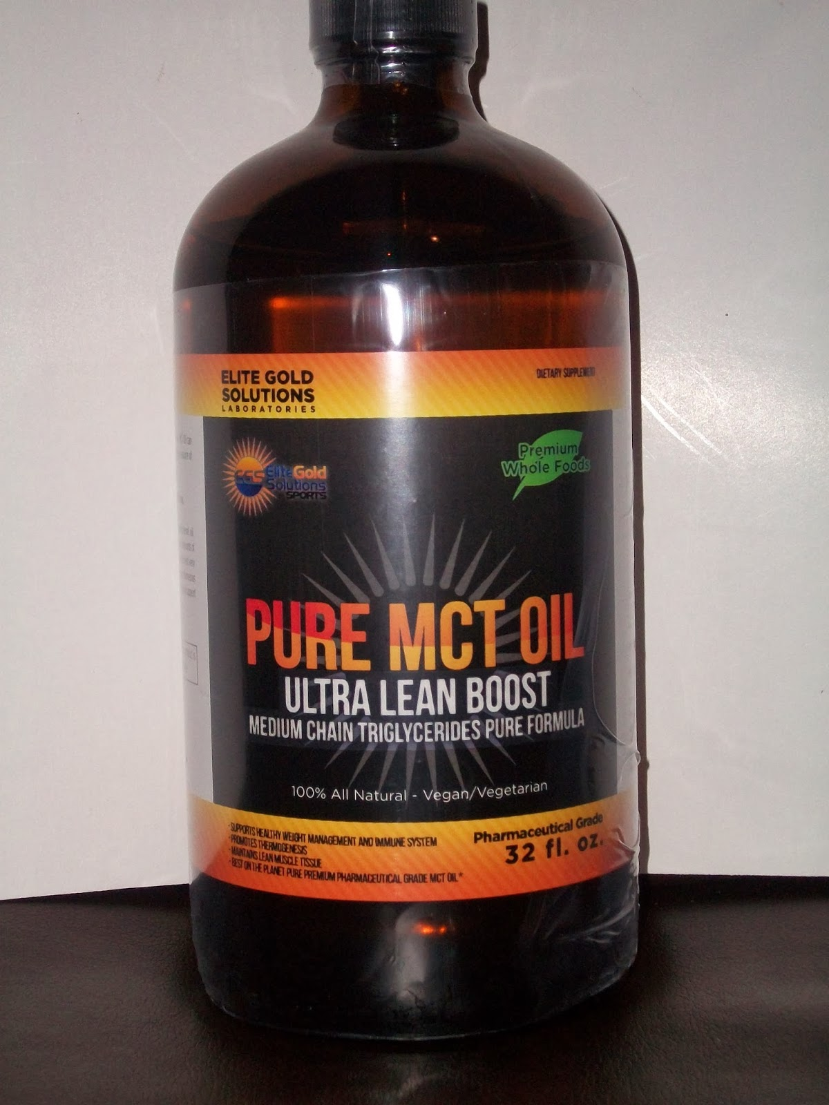 Mct oil coconut oil