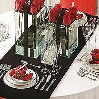 Como decorar mesas para casamento