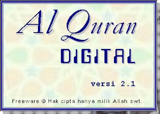 splash screen alquran digital terjemah indonesia