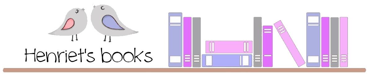Henriet's Books