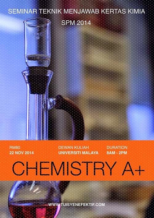 Seminar kimia SPM 2014