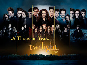 Projeto A Thousand Years: Homenagem a Saga Twilight pelo Fs