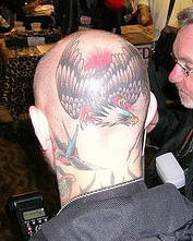 Head Tattoos - Tattoo Ideas for Head