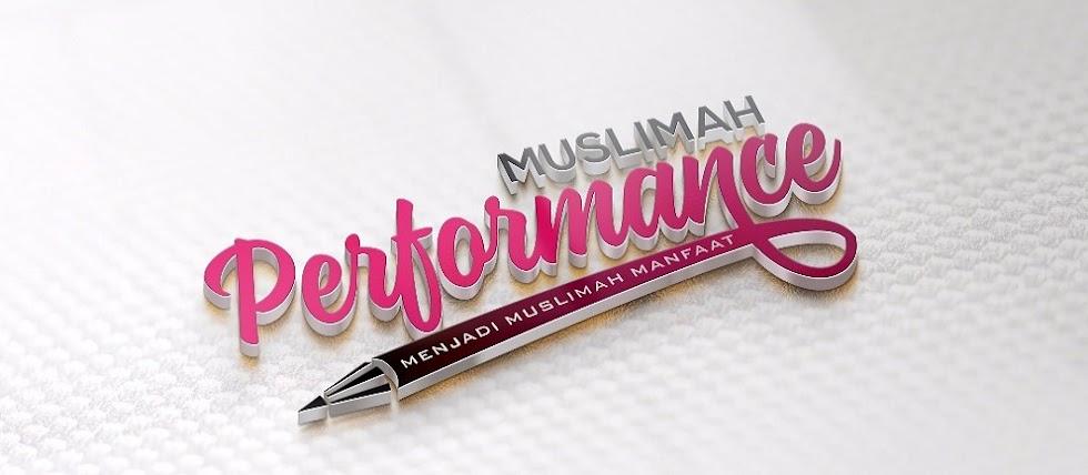 Performance Muslimah