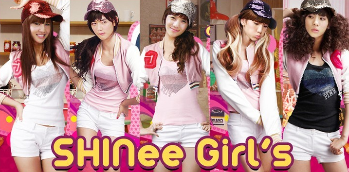 SHINee As Girls