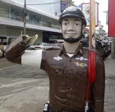 ตำรวจ น่าสงสาร The Songkran Festival